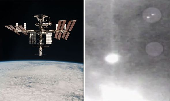 NASA: ISS feed was CUT after 21 anomalies appeared during Discovery mission