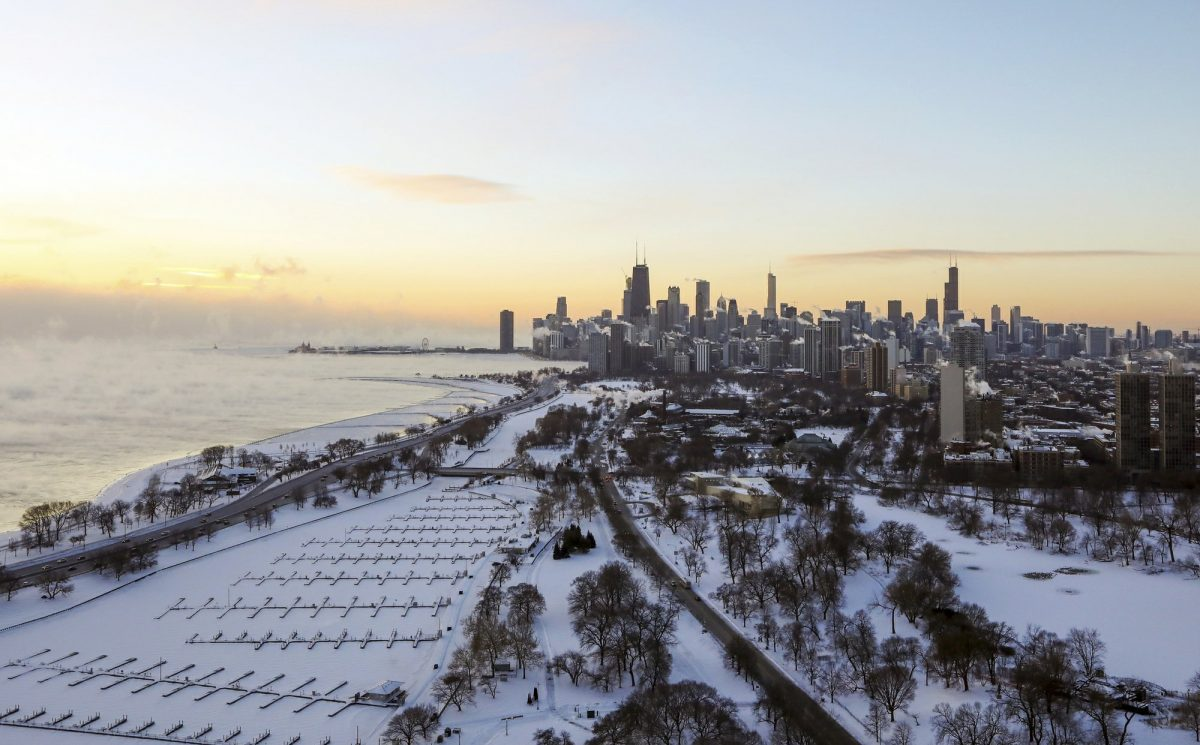 Loud Booms Reported in the Chicago Area: Possible 'Frost Earthquakes'
