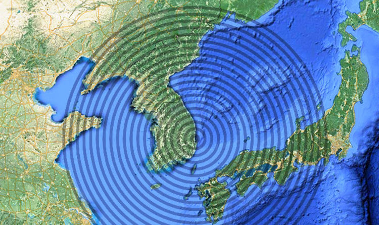 Very Unusual SK Seismic Activity Has Scientists Concerned