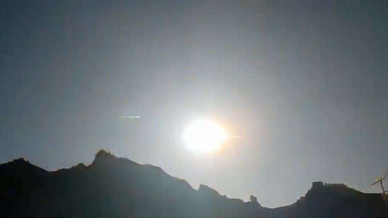 Giant Meteor Crashes into Chinese City, Sending Shockwaves