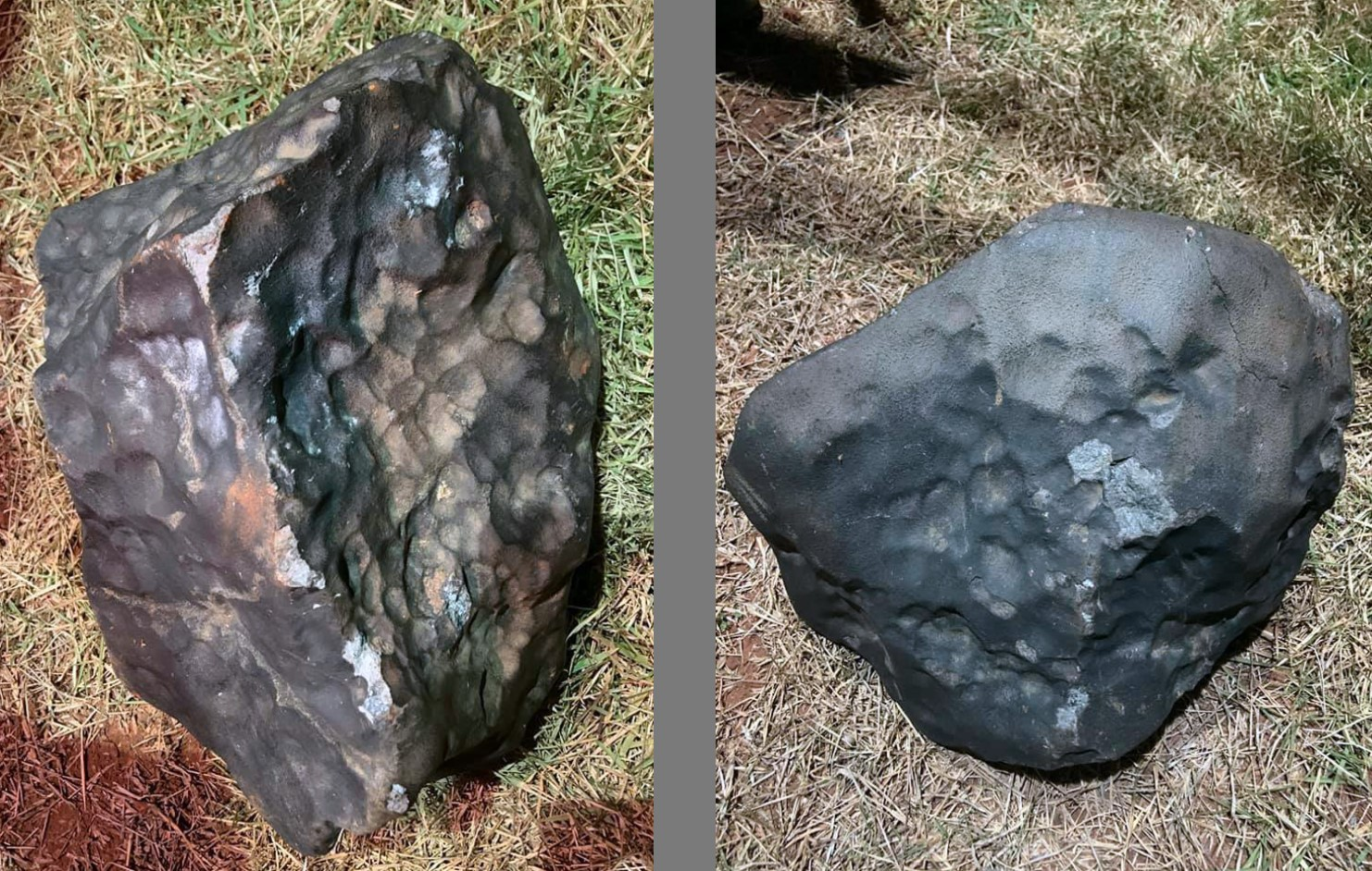The day that hundreds of pieces of meteorite rained down on Brazilian town