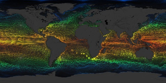 Ocean currents are getting faster